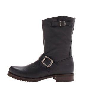 Frye Veronica Shortie Moto Boot